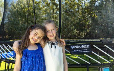 Un soplo de aire fresco: los beneficios de jugar afuera