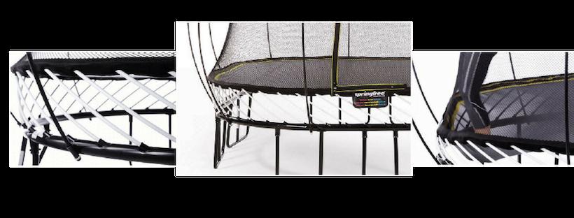 La seguridad en las camas elasticas
